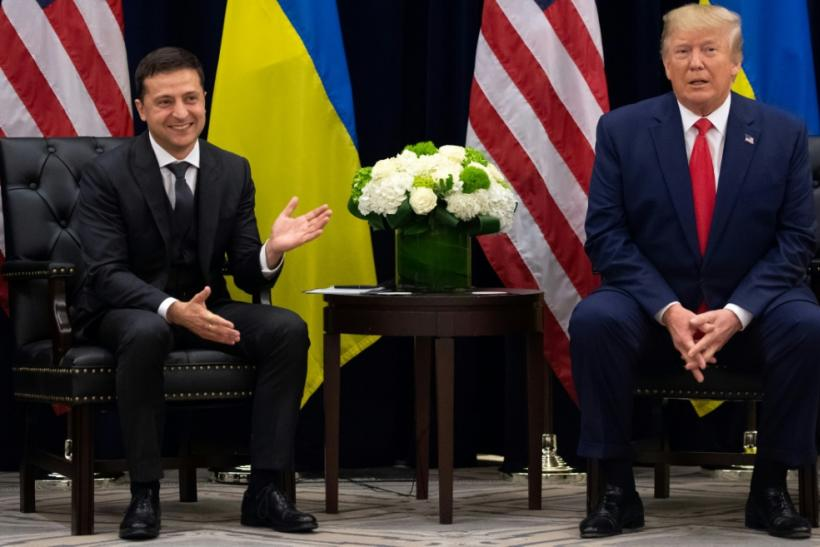 President-donald-trump-and-ukrainian-president